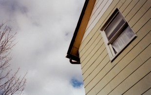 detail roof corner