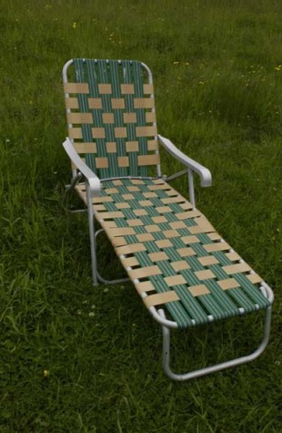 vintage lawn furniture